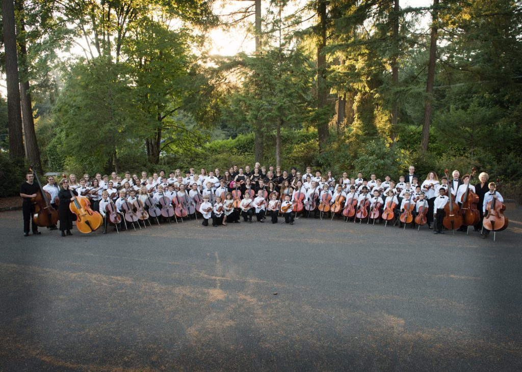 Winter Concert With Peninsula Youth Orchestra Greater
