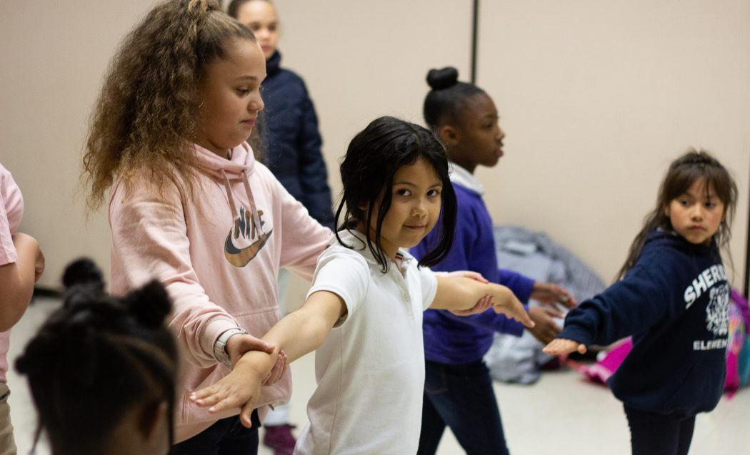 Local Girls 'Step' Into Leadership Roles After School