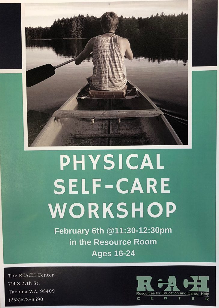 Physical Self Care Greater Tacoma Community Foundation