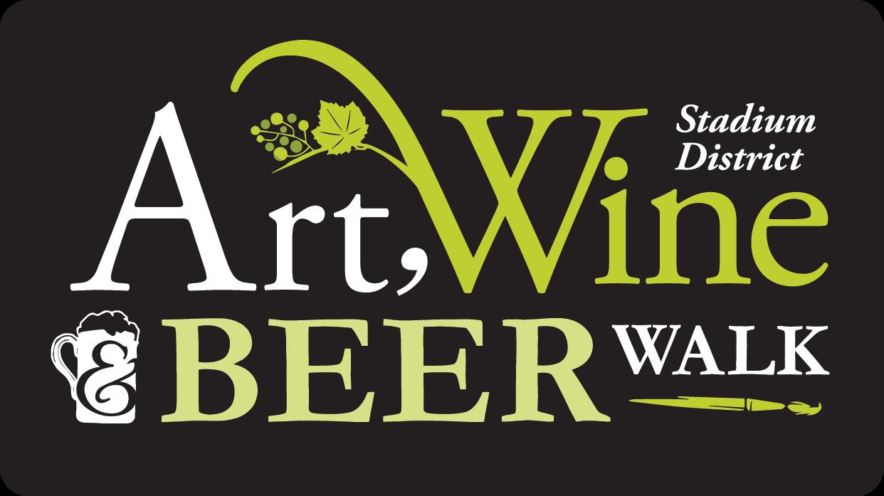 stadium district art  wine  u0026 beer walk 2018