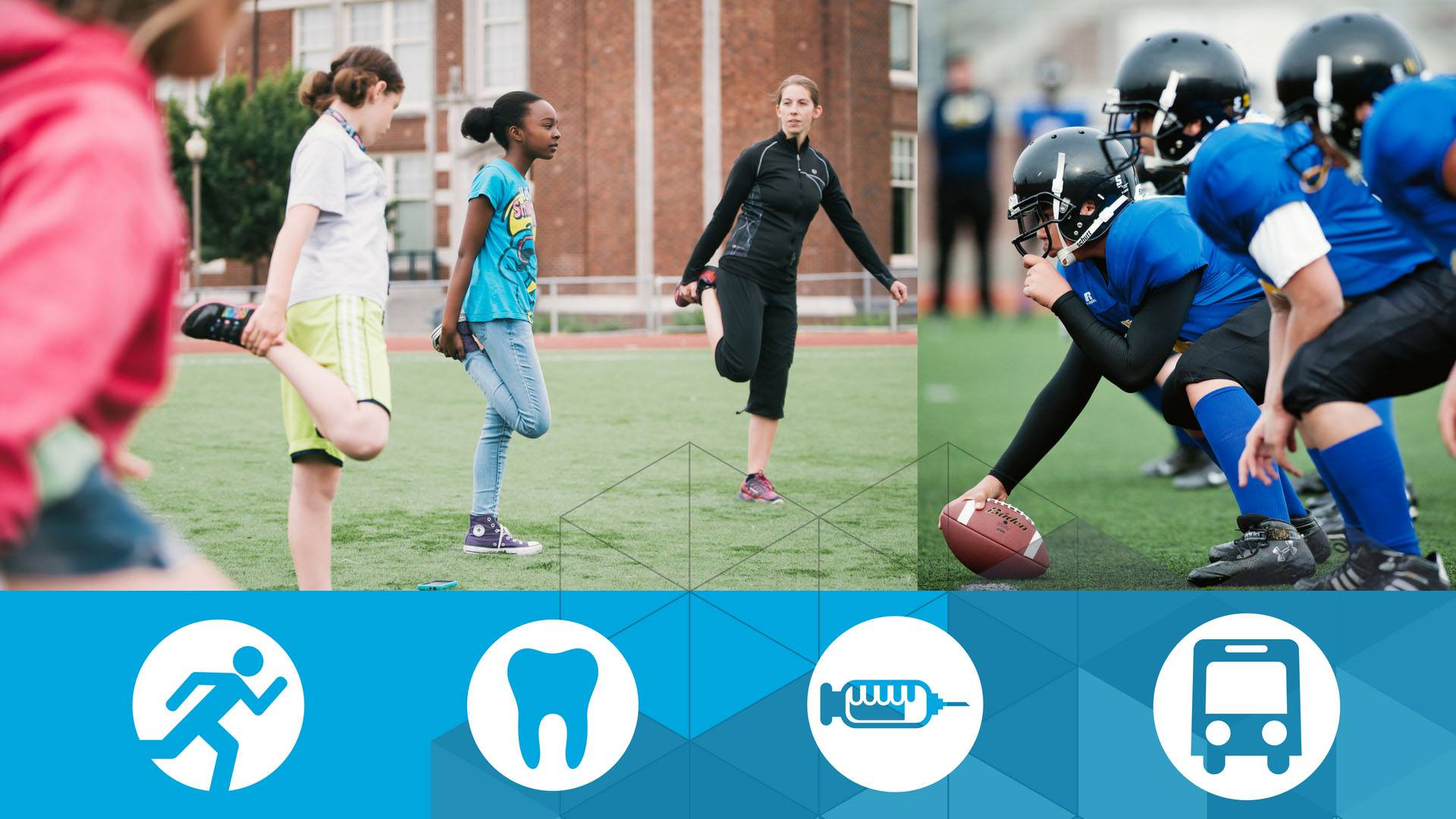Free Sports Physical & Health Fair (2 Locations) - Greater